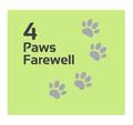 4 Paws Farewell